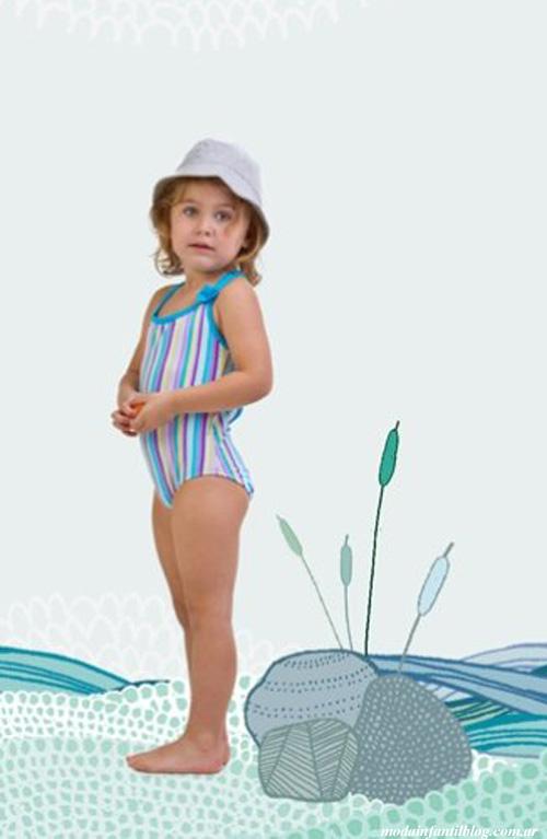 mallas nenas brillantina verano 2014