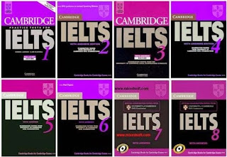 Download Cambridge IELTS Lengkap (1-10)