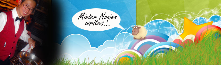 Mister Naqies writes...