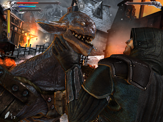 Joe Dever's Lone Wolf v2.0 APK FULL DOWNLOAD
