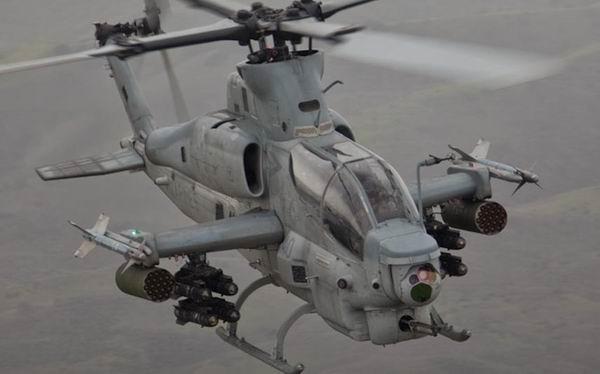 UH-1Z Super Cobra