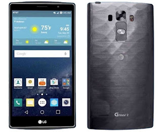 LG G Vista 2 Harga dan Spesifikasi