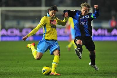 Atalanta Napoli 1-1 video