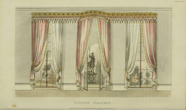 Drapery Ideas For Two Windows In The Same Room