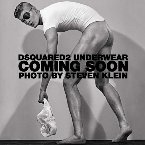 Matt Woodhouse by Steven Klein for Dsquared2 Underwear