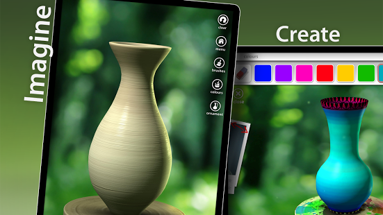 Let's Create Pottery Android Game APK