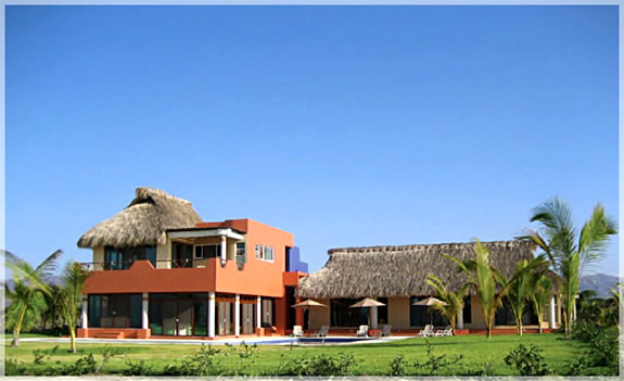 Mexican Home Designs