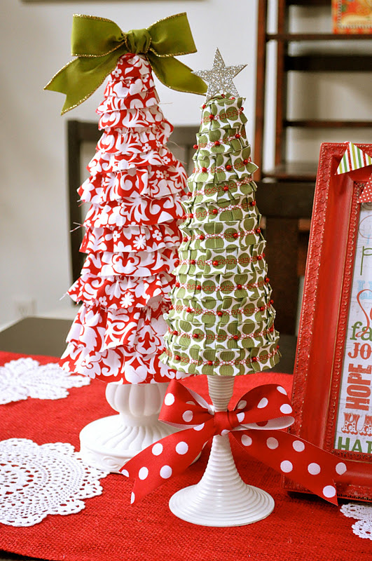 Add Your Tree To Your Little Forest! To See How I Made The Other Trees,  Check Out This Paper Covered Tree Tutorial And This Fabric Covered Tree  Tutorial ...