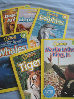 National Geographic Kids titles