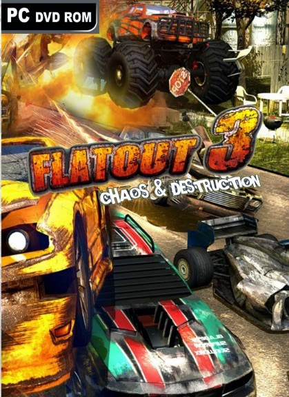 Flatout 3: Chaos And Destruction Full Torrent İndir