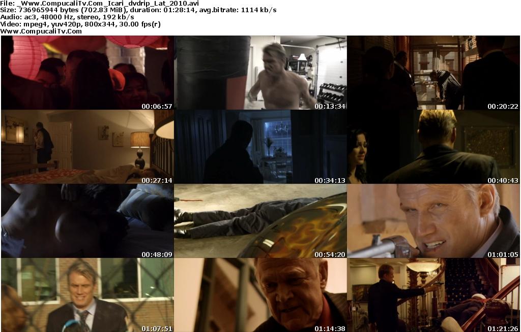 Icarus [DVDRip] Español Latino Descargar [1 Link]