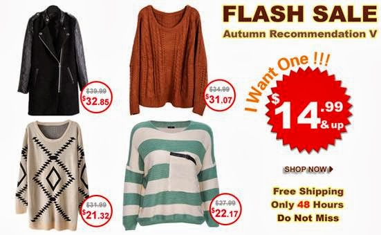 Super slim price flash sale!  Only 48 hours!  Fashionable best sellers!  $14.99 up!