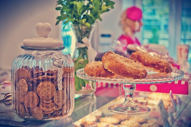 Słodkie chwile w miłym towarzystwie w urokliwej cukierni Sweet Moments - jesienne spotkanie blogerek