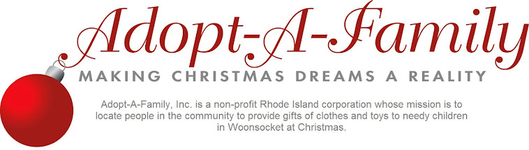 Woonsocket Adopt-a-Family