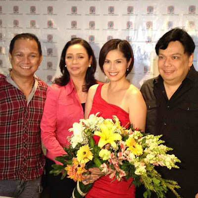 Diana Zubiri signed a contract with ABS-CBN, Now a certified kapamilya