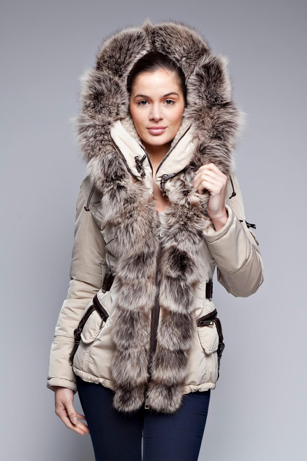 manteau fourrure magnifique manteau fourrure gulia pour femme. Black Bedroom Furniture Sets. Home Design Ideas