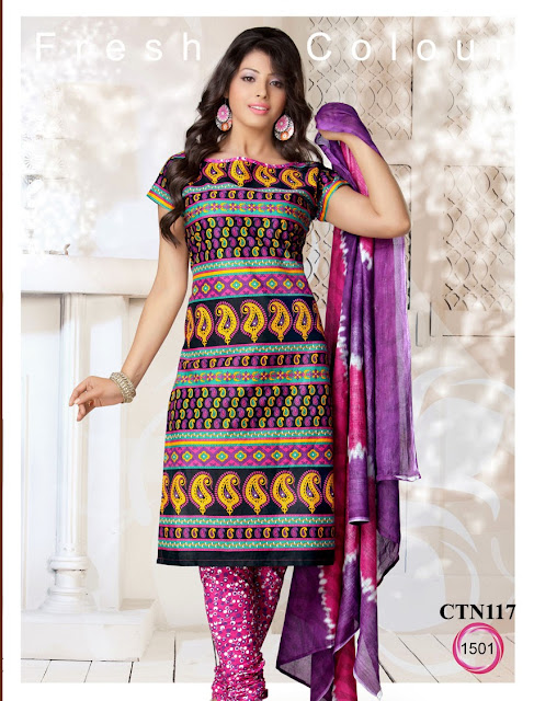 Buy Online Cotton Dress Material – Wholesale