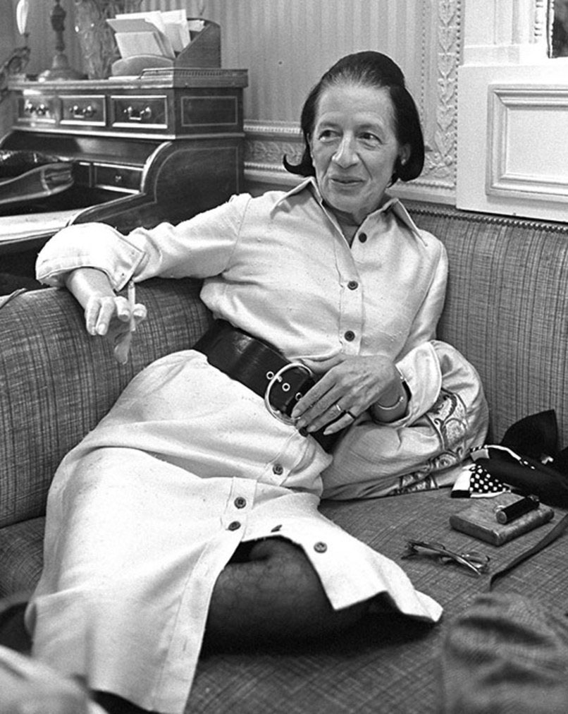 Diana Vreeland Memos: The Vogue Years: Correspondence from the Vogue Years book review via www.fashionedbylove.co.uk british fashion blog