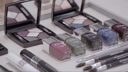Коллекция макияжа Диор Осень Dior Cosmopolite Fall 2015 Makeup Collection
