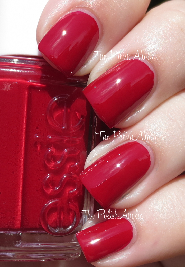 Essie Fall 2014 Dress To Kilt Collection Swatches & Review
