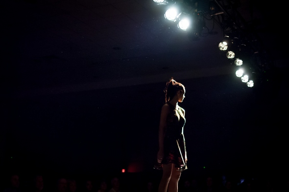 Virginia Tech fashion show student designs the stylepreneur