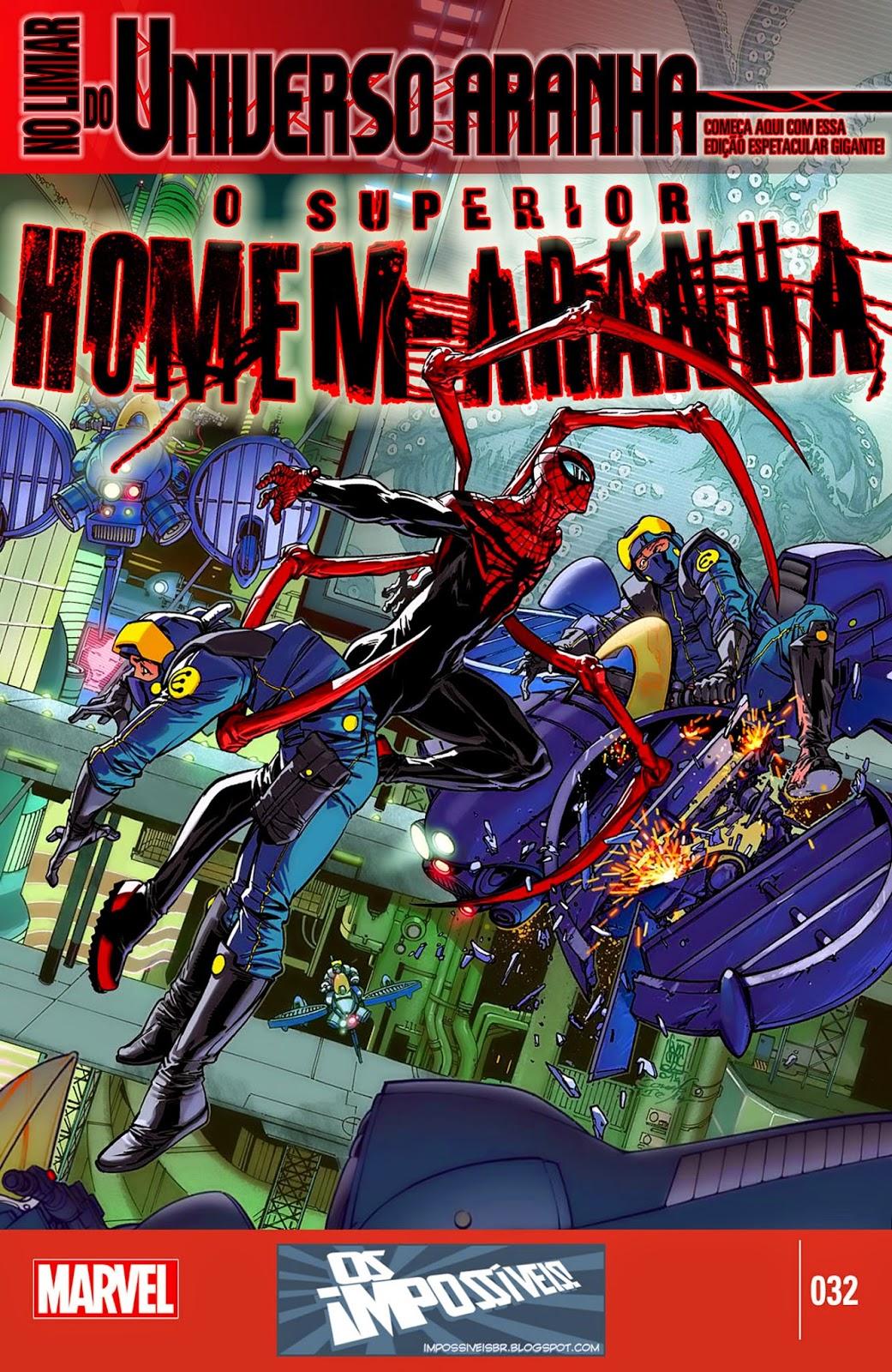 O Superior Homem-Aranha #32