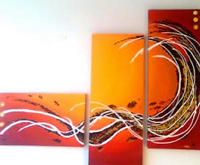 Disenos Cuadros Decorativos Abstractos