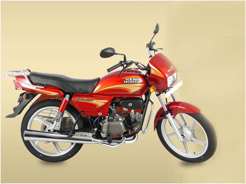 Auto Review Hero Honda Splendor Plus