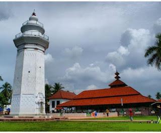 Daftar tempat pariwisata rekreasi di Banten