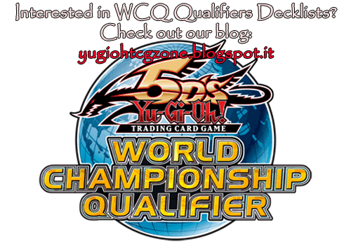 Decklist Top 8 WCQ Regional Qualifier Halifax, Dartmouth Canada 9th February 2014