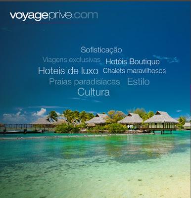 Brinde Gratis Revista Voyage Prive Sobre Turismo (empresa Nacional)