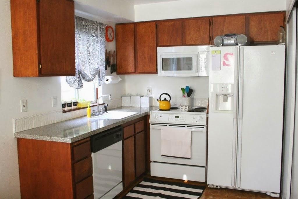 Dapur rumah minimalis sederhana 4