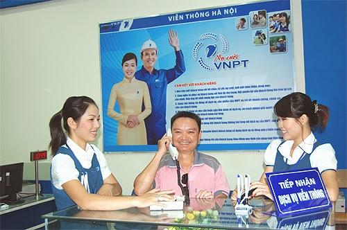 Trụ sở VNPT Nguyễn Văn Nghi Gò Vấp