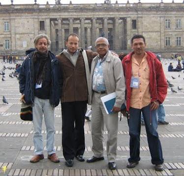 Encuuentro de Escritores. RENATA, Bogotá