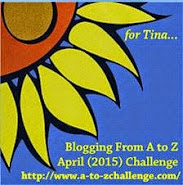 A to Z 2015 Challenge