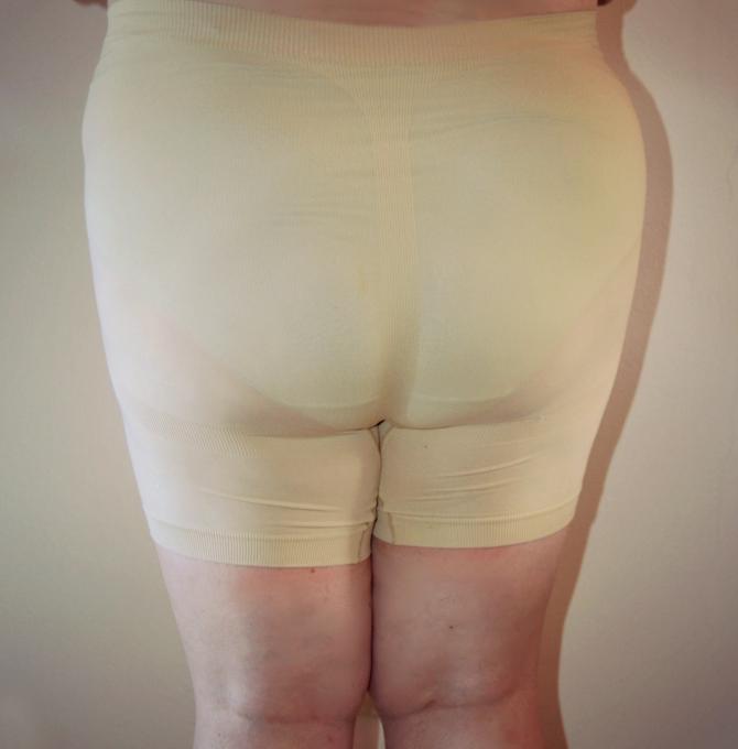 pantaloncino antisfregamento cosce