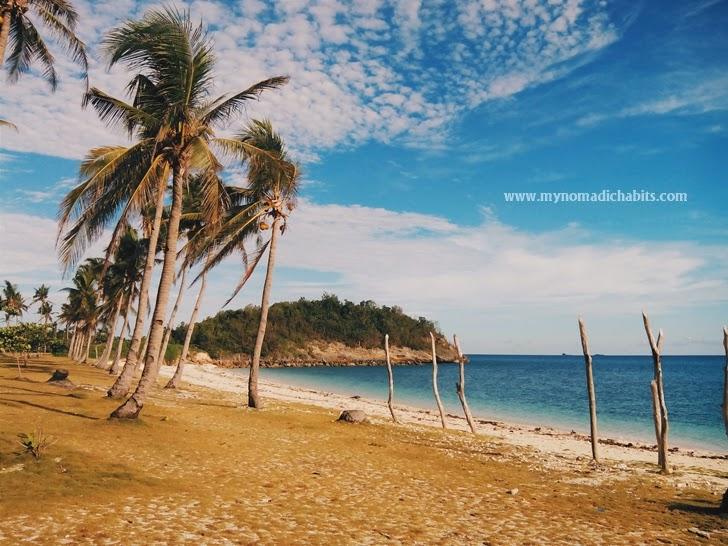carnaza island beach