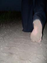 Sierra Barefoot Girl Night