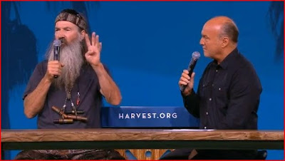 Duck Commander Phil Robertson is Speaker at SoCal Harvest 2013