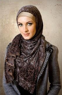 Model hijab modern untuk kerja