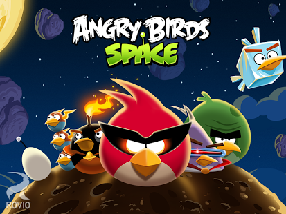 Games Angry Birds Space Android Apk Asik - 1