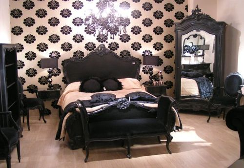 Lo s mills boudoir bedroom for Boudoir bedroom designs