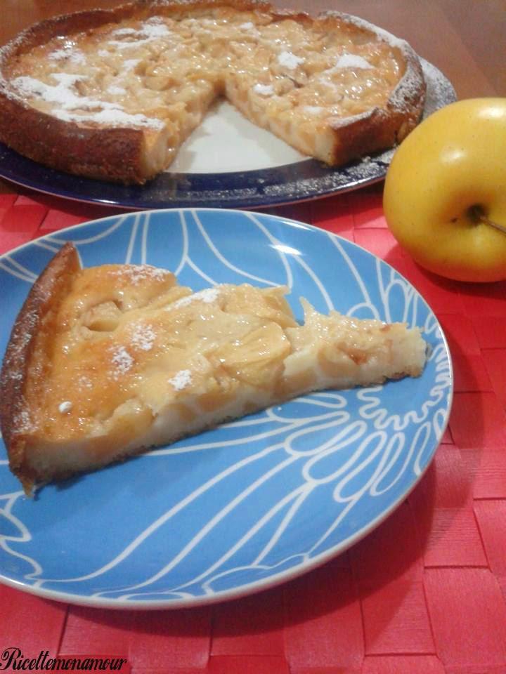 torta di mele super veloce