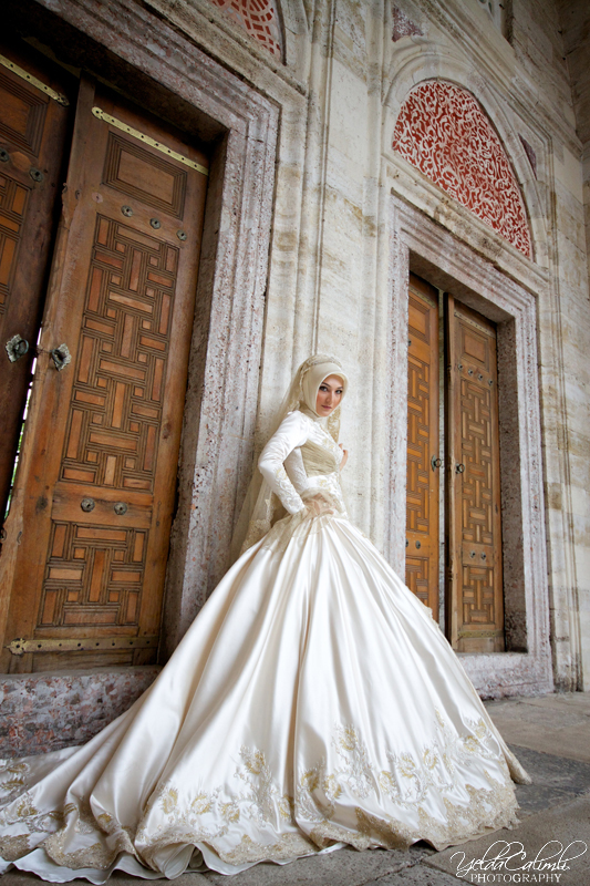 Hijab Wedding Dresses 30 Islamic Wedding Dresses For Brides,Below The Knee Dresses For Wedding Guests