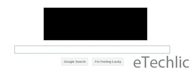 google blackout logo