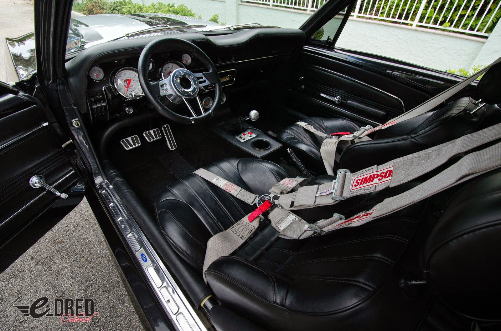 Classic Muscle Cars For Sale >> 1967 Custom Ford Mustang Fastback Pit Viper ~ For Sale American Muscle Cars
