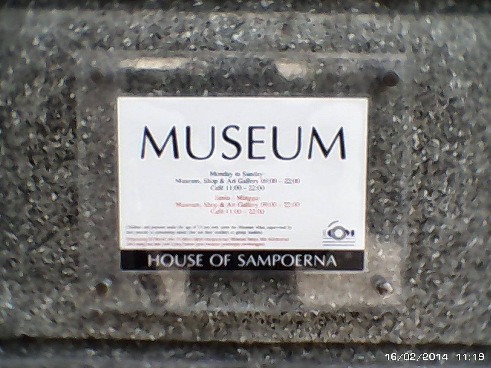 House of Museum Sampoerna