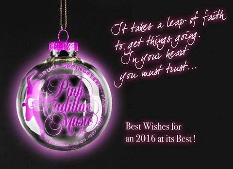 Auguri dallo Zio e Pink Cadillac natale e capo 'danno 2016