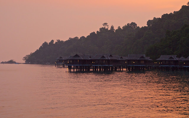 wisata, Pangkor laut resort, malaysia,emerald bay,pantai