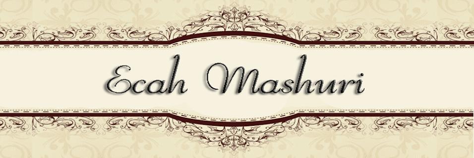 Ecah Mashuri